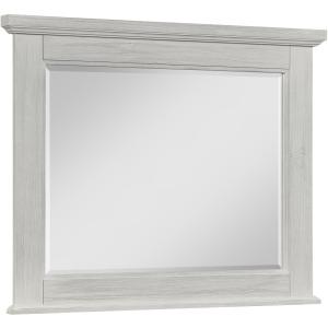 Sawmill Landscape Mirror - Alabaster 2-Tone