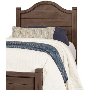 Bungalow Home Twin Arched Headboard