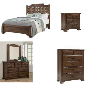 Grayson Manor 5PC Queen Bedroom Set
