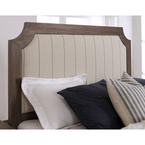 Bungalow Full Upholstered Headboard - Folkstone