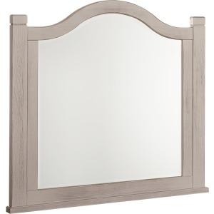 Bungalow Master Arch Mirror - Dover Grey/Folkstone