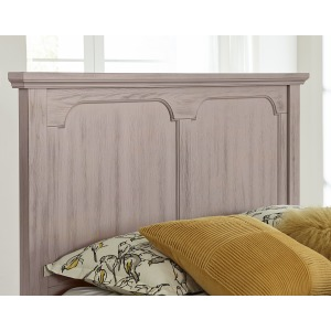 Bungalow Queen Panel Headboard - Dover Grey