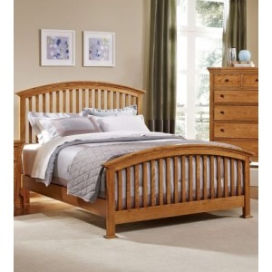 King Arched Bed