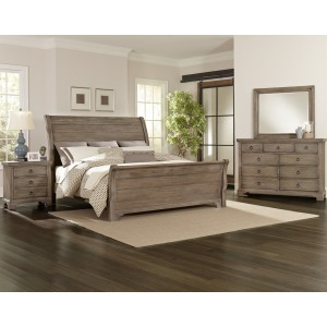 Whiskey Barrel Bedroom Set