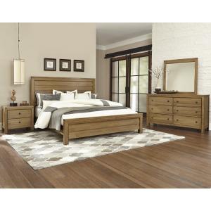 Kismet Planked Bed