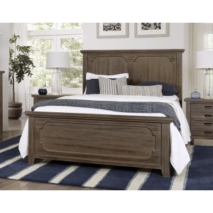 Bungalow King Panel Bed