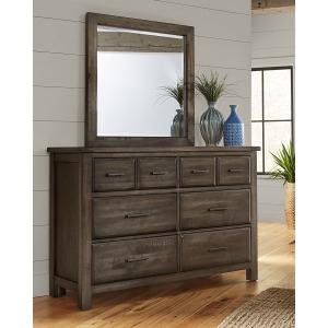 Chestnut Creek Dresser & Mirror