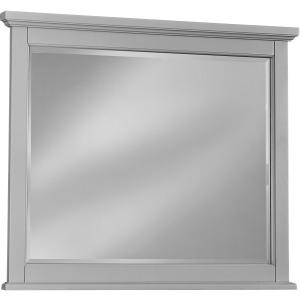 Bonanza-Gray Landscape Mirror