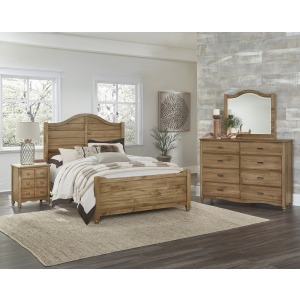 American Maple Bedroom Set