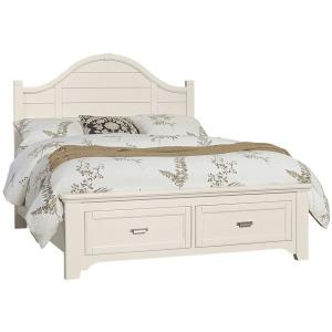 Bungalow Full Arch Storage Bed -Lattice