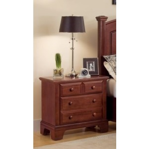 Barnburner Nighstand - Cherry