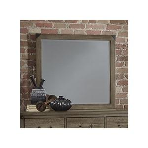 Sedgwick Landscape Mirror - Earl Gray