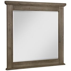 Landscape Mirror - Stone Grey