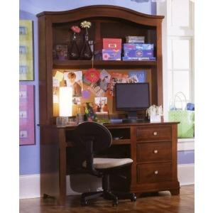 Computer Desk w/ Computer Hutch