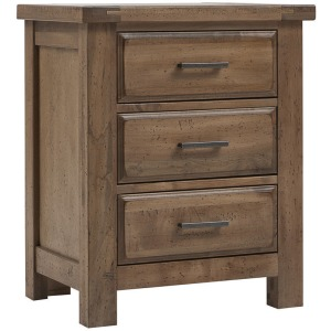 Chestnut Creek Nighstand - Fawn