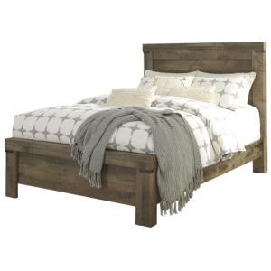 Sedgwick King Slat Bed