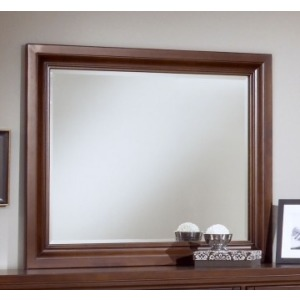 Simple Cherry Collection Landscape Mirror