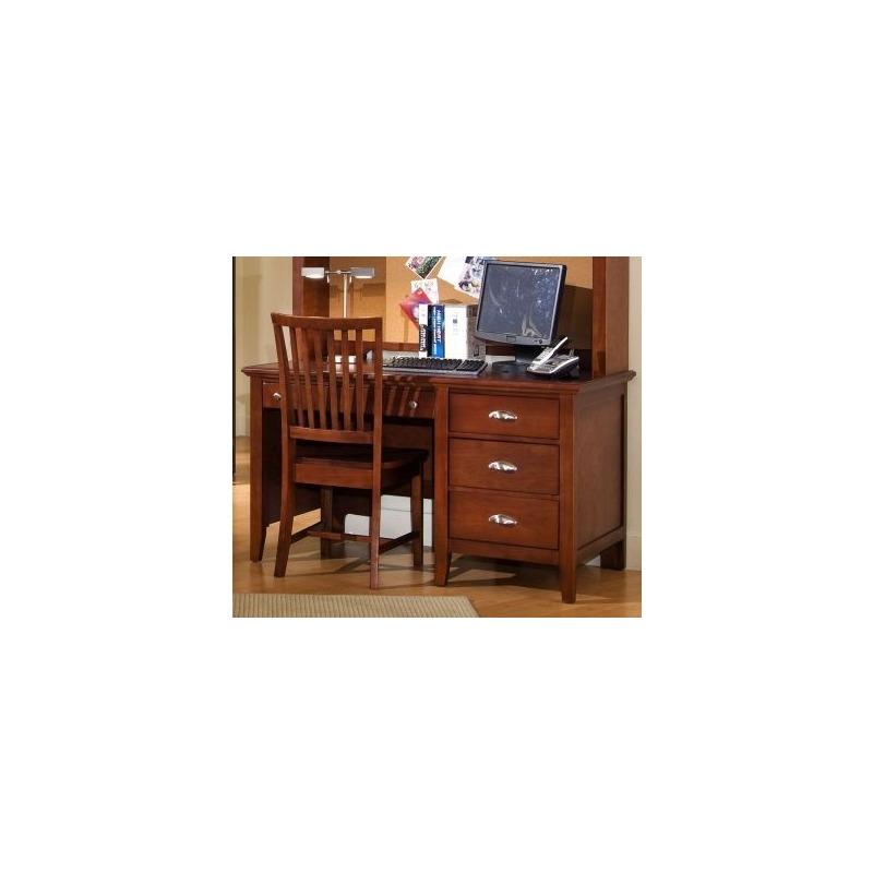 Wood Desk Chair