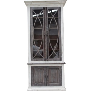 Fish Door Vitrine Display Cabinet