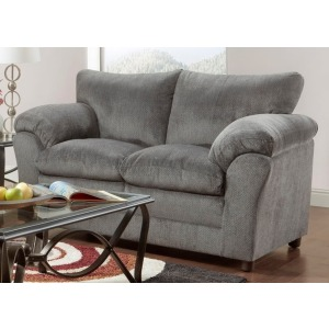 Loveseat - Kelly Grey
