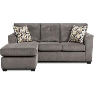 Sofa Chaise - Kelly Grey