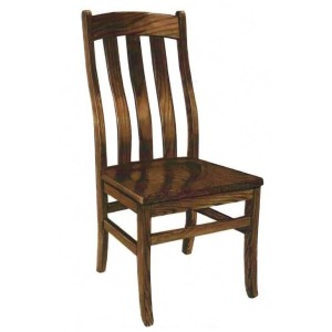 Harvest 3 Slat Side Chair