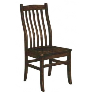 Harvest 5 Slat Side Chair