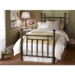 Blake Iron Twin Beds