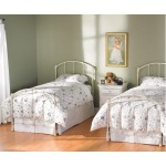Coventry Iron Twin Beds
