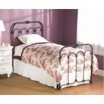 Hillsboro Iron Twin Beds