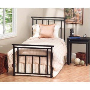 Aspen Iron Twin Beds