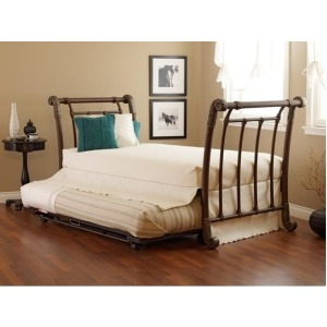 Brookshire Iron Twin Beds