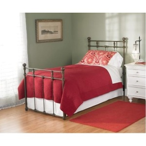 Sena Iron Twin Beds