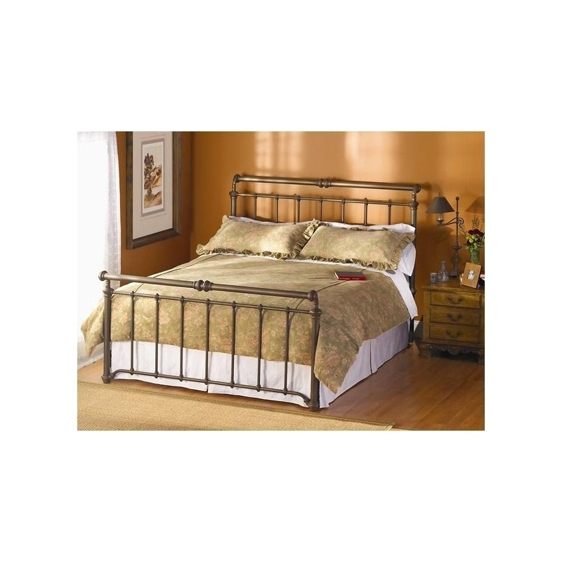 60f1ed86b5 Sheffield Iron Beds by Wesley Allen - CB1039 | Willis Furniture ...