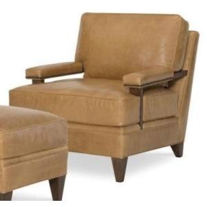 Arlie Leather Chair