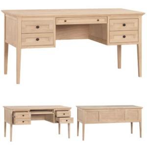 4‑Drawer McKenzie Desk