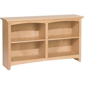29x48 McKenzie Alder Bookcase