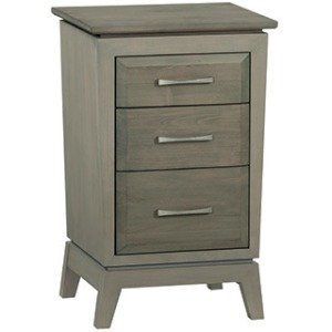 Ellison Small 3-Drawer Nighstand