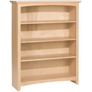 48x36 McKenzie Alder Bookcase