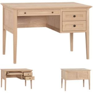 3‑Drawer McKenzie Desk