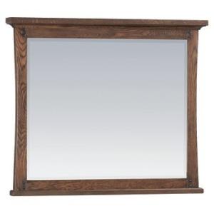Prairie City Beveled Mirror