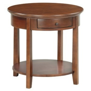 "GAC McKenzie 26"" Round End Table"
