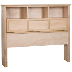 McKenzie Queen Bookcase Headboard