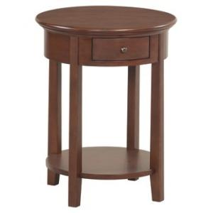 GAC McKenzie Round Side Table