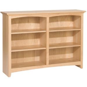 36x48 McKenzie Alder Bookcase