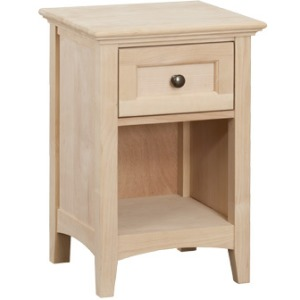 1‑Drawer McKenzie Nightstand