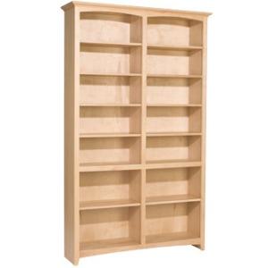 84x48 McKenzie Alder Bookcase