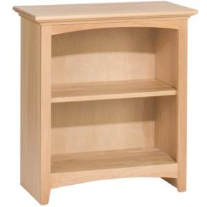 29x24 McKenzie Alder Bookcase