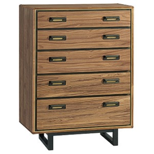 RLN Bryce 5‑Drawer Chest
