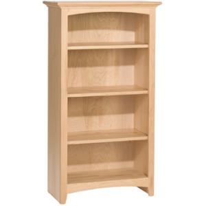48x24 McKenzie Alder Bookcase